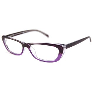 V Optique Readers Women's VN0104 Rectangular Plastic Reading Glasses