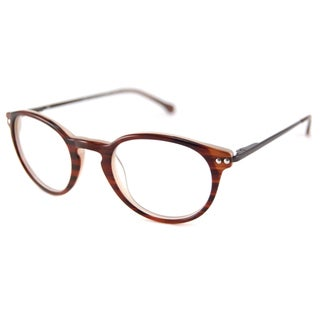 V Optique Readers Men's/ Unisex VN0106 Oval Reading Glasses