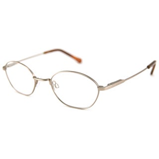 V Optique Readers Men's/Unisex VN0110 Oval Reading Glasses with Case