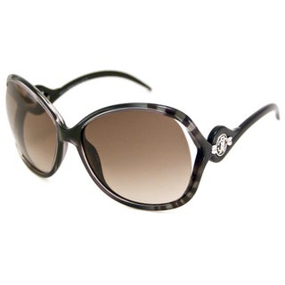 Roberto Cavalli Women's RC575S Gazania Rectangular Sunglasses