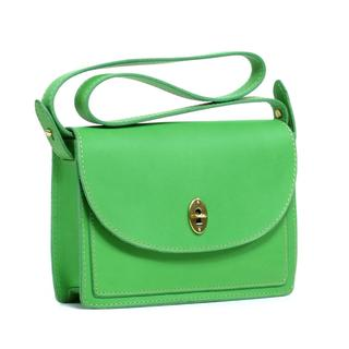 Fossil 'Austin' Bright Green Convertible Clutch Bag