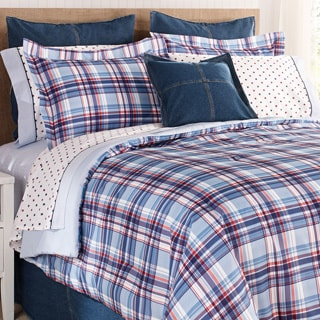 Tommy Hilfiger Lawrence 3-piece Comforter Set