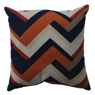 Pillow Perfect Concorde Chevron 16.5-inch Throw Pillow