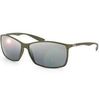 Ray-Ban Tech Unisex Liteforce Matte Polarized Sunglasses
