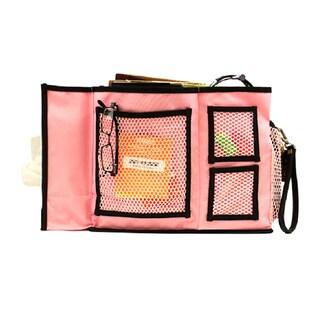 Florida Brands Pink Bedside Caddy