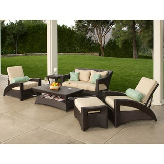 Pacific Breeze 6-piece Patio Set / Sunbrella