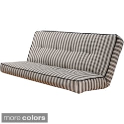 Stripe Full-size Futon Cover
