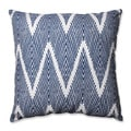 Pillow Perfect Bali Navy 23-inch Throw Pillow