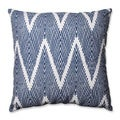 Pillow Perfect Bali Navy 23-inch Floor Pillow