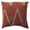 Pillow Perfect Bali Mandarin 16.5-inch Throw Pillow