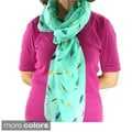 Shore Birds Scarf/ Beach Wrap