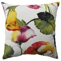 Pillow Perfect Brookwater Floral 16.5-inch Throw Pillow