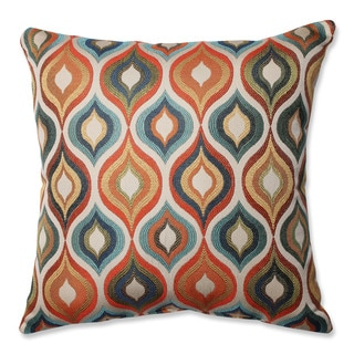 Pillow Perfect Flicker Jewel 18-inch Throw Pillow