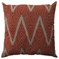 Pillow Perfect Bali Mandarin 23-inch Decorative Pillow
