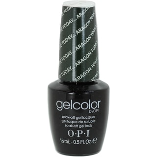 OPI GelColor Here Today...Aragon Tomorrow Soak-Off Gel Lacquer