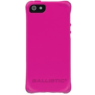 Ballistic LS0955-M695 LS Smooth Hot Pink Case for iPhone 5
