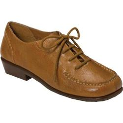 Women's Aerosoles Dubblegum Dark Tan Leather
