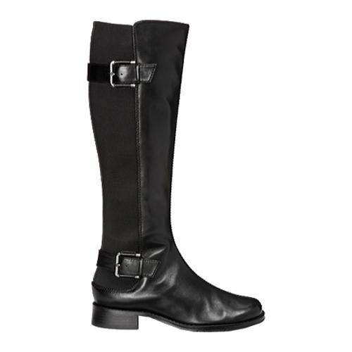 Women's Aerosoles Override Black Leather