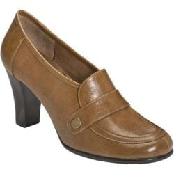 Women's Aerosoles Rollatini Tan Leather