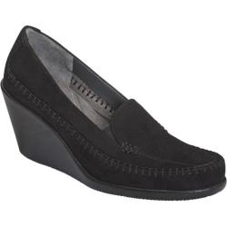 Women's Aerosoles Social Gathering Black Fabric