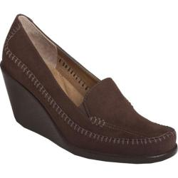Women's Aerosoles Social Gathering Brown Fabric