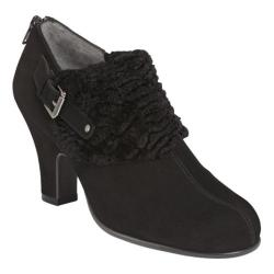 Women's Aerosoles Soto Copy Black Suede