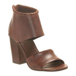 Women's Bacio 61 Caldura Dark Brown Leather