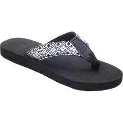 Women's BeeBOPS BOP 96 (2 Pairs) Black/White Diamond Motif