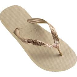 Women's Dini's Los Angeles Crystal Hearts Metallic Sand