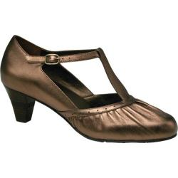 Women's Drew Jasmine Metallic Kid Nappa