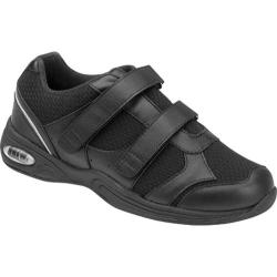 Women's Drew Venus Black Leather/Mesh