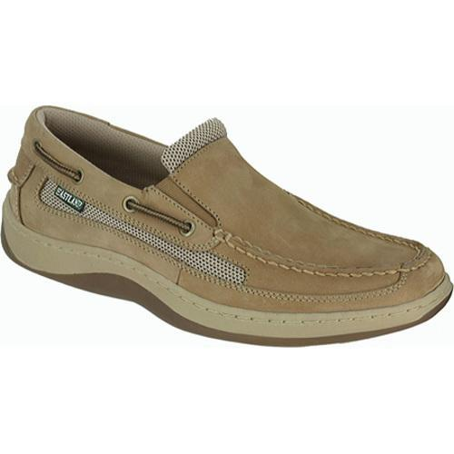Men's Eastland Tidewater Tan Full Grain Leather/Nylon Mesh