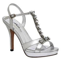 Women's Lava Shoes Valencia Silver