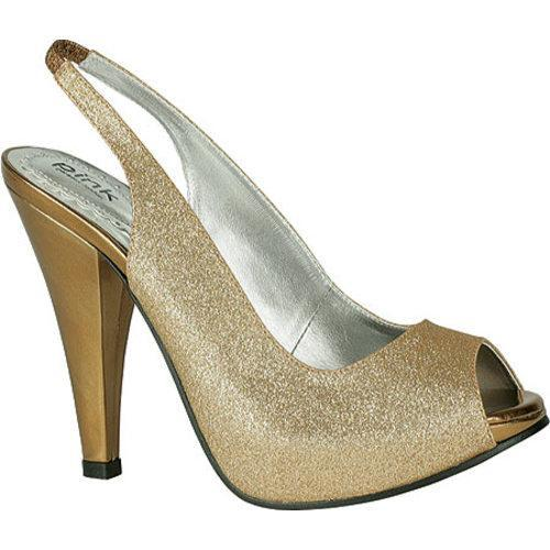 Women's Pink Paradox London Carrie Bronze Metallic Glitter