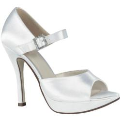 Women's Pink Paradox London Margarita White Satin