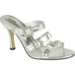 Women's Pink Paradox London Miley Silver Metallic