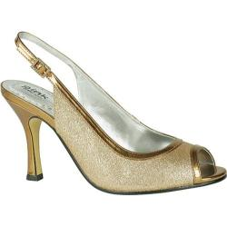 Women&#39;s Pink Paradox London Samantha Bronze Metallic Glitter
