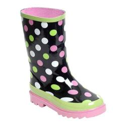 Girls' RainBOPS Classic Style Rain Boot Bubblegum