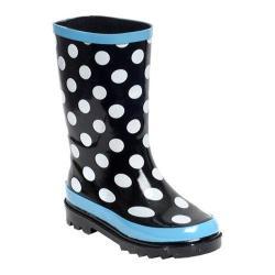 Girls' RainBOPS Classic Style Rain Boot Hokey Pokey