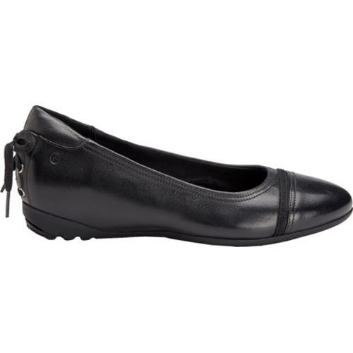 Women's Rockport truLisa Lace Back Black Full Grain Leather
