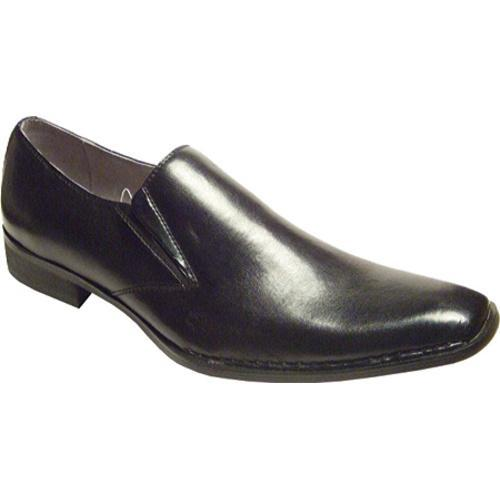 Men's Steve Madden Ezee Black Leather