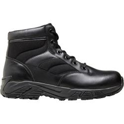 Men's Terra Perimeter 6in Black Leather