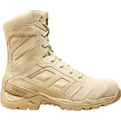 Men's Terra Zone 8in Soft Toe Tan Leather