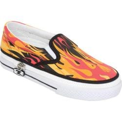 Children's Zipz Flamez Zip-On Multicolored
