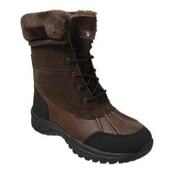 Men's Bearpaw Stowe Boot Chocolate