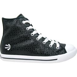Women's Burnetie High Top Polyester Black
