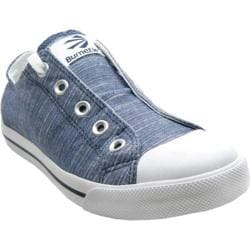 Men's Burnetie Slip Stripe White/True Blue