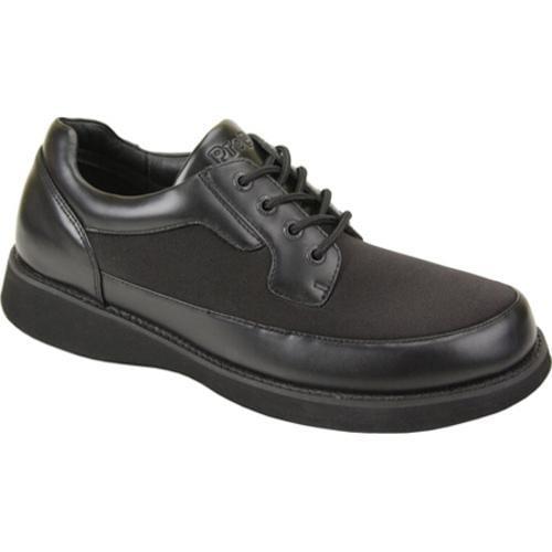 Men's Propet Preferred PedWalker 10 Black Smooth/Nylon