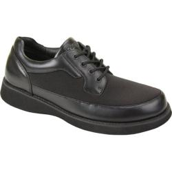Men's Propet Preferred PedWalker 10 Black Smooth/Nylon