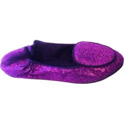 Girls' Footzyfolds Sugar Purple